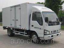 Qingling Isuzu QL5040XXYA1HAJ box van truck