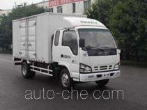 庆铃牌QL5040XXYA1HHJ型厢式运输车
