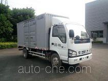 Qingling Isuzu QL5040XXYA5HAJ box van truck