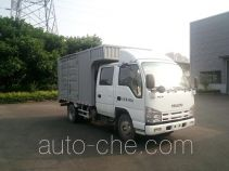 Qingling Isuzu QL5040XXYA6HWJ box van truck