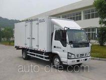 庆铃牌QL5040XXYA7HAJ型厢式运输车