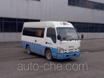 Qingling Isuzu QL5041XLC3EARJ refrigerated truck