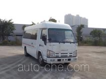 庆铃牌QL5041XLC3HARJ型冷藏车
