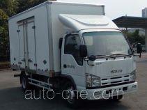 庆铃牌QL5041XSHA6HAJ型售货车