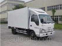Qingling Isuzu QL5041XXY3HARJ box van truck