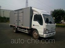 Qingling Isuzu QL5041XXYA6HAJ box van truck