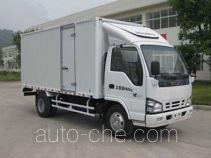 Qingling Isuzu QL5042XXYA1HAJ box van truck