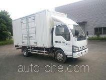 Qingling Isuzu QL5042XXYA5HAJ box van truck