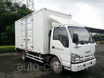 Qingling Isuzu QL5042XXYA6HAJ box van truck