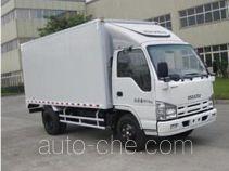 Qingling Isuzu QL5043XXY3HARJ box van truck