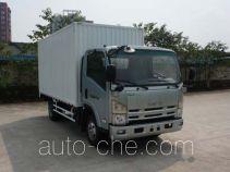 Qingling Isuzu QL5075XXYA1HAJ box van truck