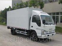Qingling Isuzu QL5050XXY3HAR1J box van truck