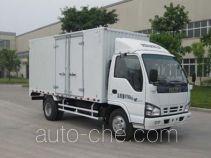 庆铃牌QL5050XXYA1HAJ型厢式运输车