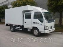 庆铃牌QL5050XXYA1HWJ型厢式运输车