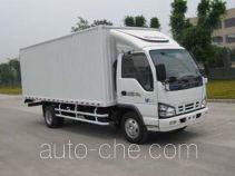 Qingling Isuzu QL5050XXYA1KAJ box van truck