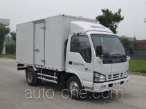 Qingling Isuzu QL5060XXYA1FAJ box van truck