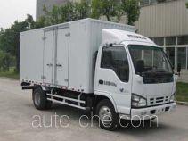 Qingling Isuzu QL5060XXYA1HAJ box van truck