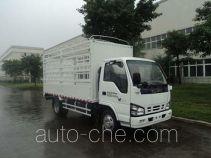 Qingling Isuzu QL5070CCYA1KAJ грузовик с решетчатым тент-каркасом