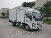 Qingling Isuzu QL5070XHKARJ van truck