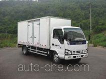 Qingling Isuzu QL5070XHKXRJ van truck