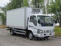 Isuzu QL5070XLCA1HA refrigerated truck