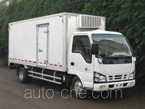 庆铃牌QL5070XLCHKXRJ型冷藏车