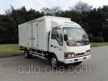 庆铃牌QL5070XXY3KARJ型厢式运输车