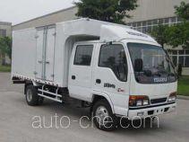 庆铃牌QL5070XXY3KWRJ型厢式运输车