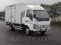 庆铃牌QL5070XXYA1HHJ型厢式运输车
