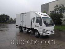 庆铃牌QL5070XXYA1KH1J型厢式运输车