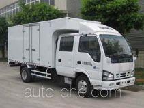 庆铃牌QL5070XXYA1KWJ型厢式运输车