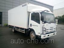 庆铃牌QL5072XXYA5KAJ型厢式运输车