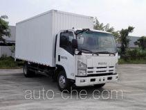 Qingling Isuzu QL5073XXYA1KAJ box van truck