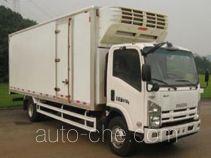 五十铃牌QL5090XLC9MAR型冷藏车