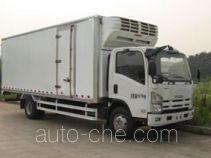 Qingling Isuzu QL5090XLC9MARJ refrigerated truck