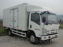 Qingling Isuzu QL5090XXY9KARJ box van truck