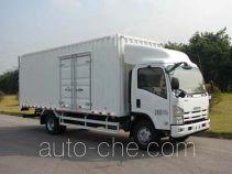 Qingling Isuzu QL5090XXY9LARJ box van truck