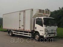 庆铃牌QL5100XLC9PARJ型冷藏车
