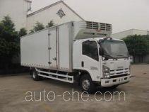 庆铃牌QL5100XLC9PFRJ型冷藏车
