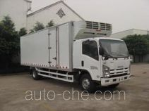 Isuzu QL5100XLCTPAR1 refrigerated truck