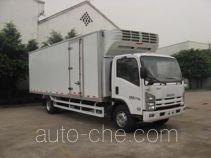 庆铃牌QL5100XLCTPARJ型冷藏车