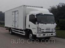 Isuzu QL5100XXY9MAR1 box van truck