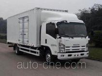 庆铃牌QL5100XXY9MAR1J型厢式运输车