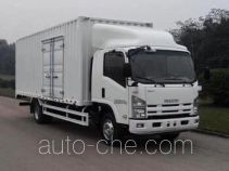 Qingling Isuzu QL5100XXY9MAR1J box van truck