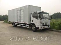 Qingling Isuzu QL5100XXY9PARJ box van truck