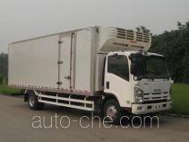 庆铃牌QL5101XLC9PARJ型冷藏车