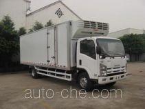 庆铃牌QL5101XLCTPARJ型冷藏车