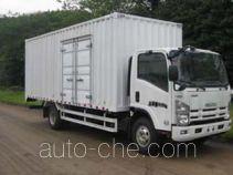 庆铃牌QL5101XXY9MARJ型厢式运输车