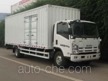 Qingling Isuzu QL5101XXY9PARJ box van truck