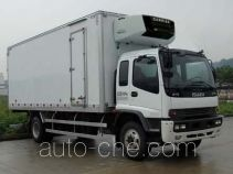 庆铃牌QL5140XLC9NFRJ型冷藏车